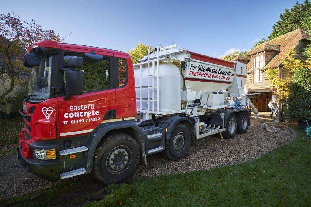 Mix Onsite Volumetric Concrete in Ipswich, Suffolk | Eastern