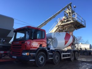 Concrete Pump Hire Ipswich